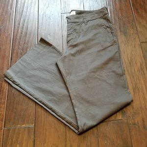 New w/ Tags Old Navy Black 'Ultimate Trouser' Pant